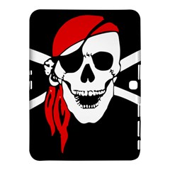 Pirate Skull Samsung Galaxy Tab 4 (10 1 ) Hardshell Case