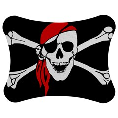 Pirate Skull Jigsaw Puzzle Photo Stand (bow)