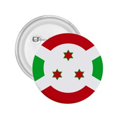 Flag Of Burundi 2 25  Buttons