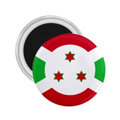Flag Of Burundi 2 25  Magnets