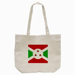 Flag Of Burundi Tote Bag (cream)