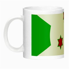 Flag Of Burundi Night Luminous Mugs