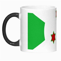 Flag Of Burundi Morph Mugs