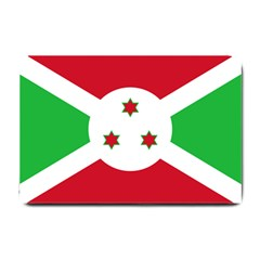 Flag Of Burundi Small Doormat