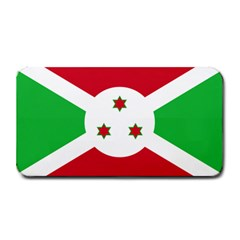 Flag Of Burundi Medium Bar Mats