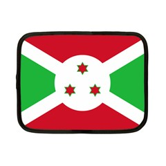 Flag Of Burundi Netbook Case (small)