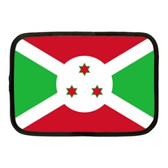 Flag Of Burundi Netbook Case (medium)