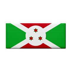 Flag Of Burundi Cosmetic Storage Cases