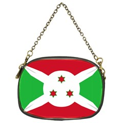 Flag Of Burundi Chain Purses (one Side)