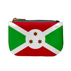 Flag Of Burundi Mini Coin Purses