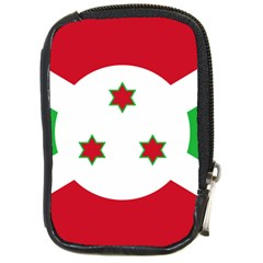 Flag Of Burundi Compact Camera Cases