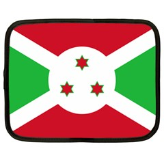 Flag Of Burundi Netbook Case (xl)