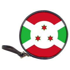 Flag Of Burundi Classic 20 Cd Wallets