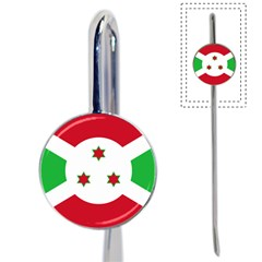 Flag Of Burundi Book Mark
