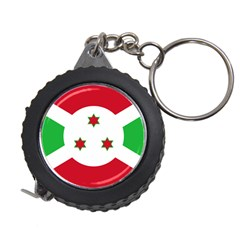 Flag Of Burundi Measuring Tape
