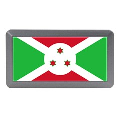 Flag Of Burundi Memory Card Reader (mini)