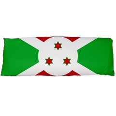 Flag Of Burundi Body Pillow Case (dakimakura)