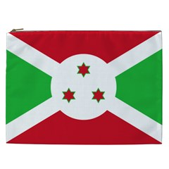 Flag Of Burundi Cosmetic Bag (xxl)