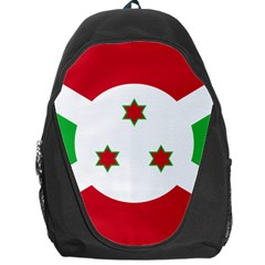 Flag Of Burundi Backpack Bag