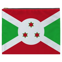 Flag Of Burundi Cosmetic Bag (xxxl)