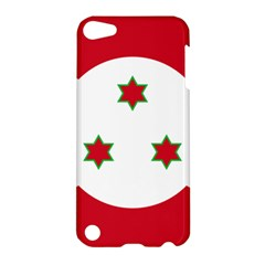 Flag Of Burundi Apple Ipod Touch 5 Hardshell Case