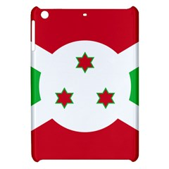 Flag Of Burundi Apple Ipad Mini Hardshell Case