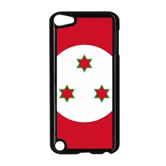 Flag Of Burundi Apple Ipod Touch 5 Case (black)