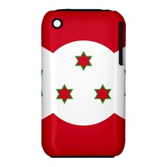 Flag Of Burundi Iphone 3s/3gs