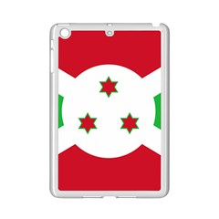 Flag Of Burundi Ipad Mini 2 Enamel Coated Cases