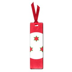 Flag Of Burundi Small Book Marks