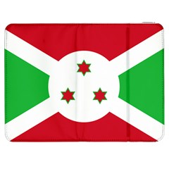 Flag Of Burundi Samsung Galaxy Tab 7  P1000 Flip Case