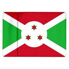 Flag Of Burundi Samsung Galaxy Tab 10 1  P7500 Flip Case