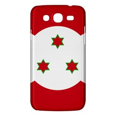 Flag Of Burundi Samsung Galaxy Mega 5 8 I9152 Hardshell Case
