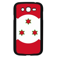 Flag Of Burundi Samsung Galaxy Grand Duos I9082 Case (black)