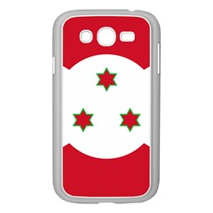 Flag Of Burundi Samsung Galaxy Grand Duos I9082 Case (white)