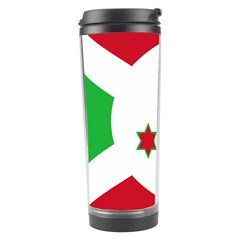 Flag Of Burundi Travel Tumbler