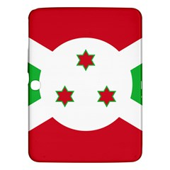 Flag Of Burundi Samsung Galaxy Tab 3 (10 1 ) P5200 Hardshell Case