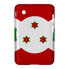 Flag Of Burundi Samsung Galaxy Tab 2 (7 ) P3100 Hardshell Case