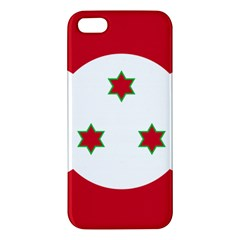 Flag Of Burundi Iphone 5s/ Se Premium Hardshell Case