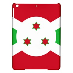 Flag Of Burundi Ipad Air Hardshell Cases