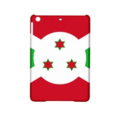 Flag Of Burundi Ipad Mini 2 Hardshell Cases