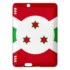 Flag Of Burundi Kindle Fire Hdx Hardshell Case