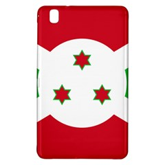 Flag Of Burundi Samsung Galaxy Tab Pro 8 4 Hardshell Case
