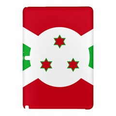 Flag Of Burundi Samsung Galaxy Tab Pro 12 2 Hardshell Case