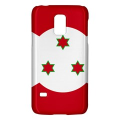 Flag Of Burundi Galaxy S5 Mini