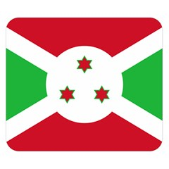 Flag Of Burundi Double Sided Flano Blanket (small)
