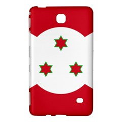 Flag Of Burundi Samsung Galaxy Tab 4 (8 ) Hardshell Case