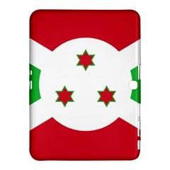 Flag Of Burundi Samsung Galaxy Tab 4 (10 1 ) Hardshell Case
