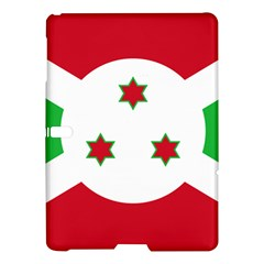 Flag Of Burundi Samsung Galaxy Tab S (10 5 ) Hardshell Case