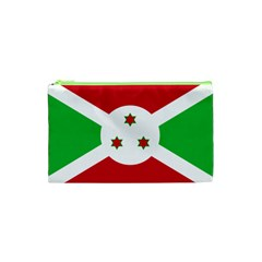 Flag Of Burundi Cosmetic Bag (xs)